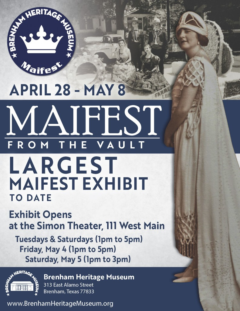 Maifest from the Vault Poster - details above image