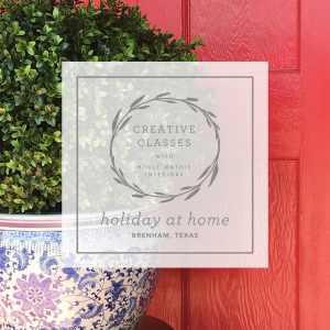 Holiday at Home with Holly Mathis Interiors