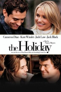 the holiday movie poster